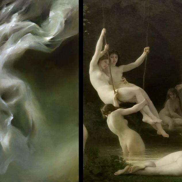 An Interpretation of Bouguereau