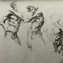 Figure Drawing: Jacob Hankinson