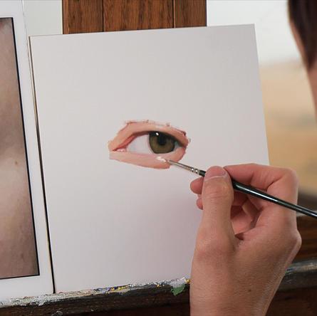 Eyes: Emilio Villalba