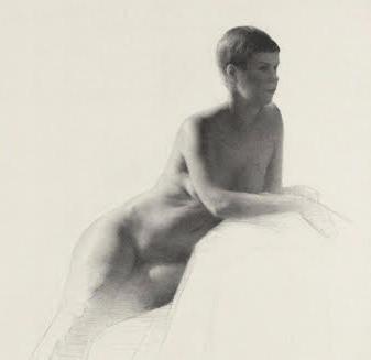 Figure Drawing and Anatomy with Elizabeth Zanzinger
