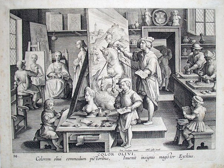 Ateliers, Cast Drawings, and Bargue Plates: A Short Introduction