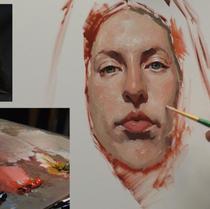 Portrait Painting: Emilio Villalba