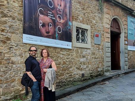 Corpo a Corpo Exhibition, Florence