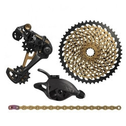Sram Eagle XX1 Gold Upgrade Kit