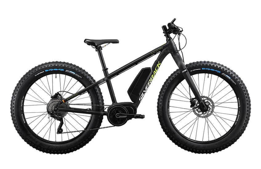 SILVERBACK S-Electro Fat Bike