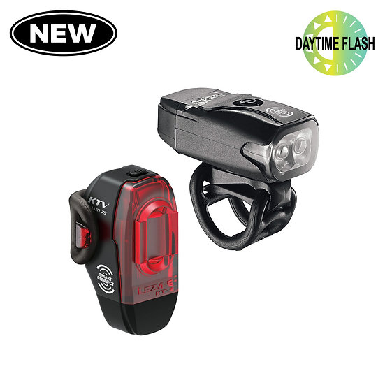 LEZYNE Light Set Smart Connect KTV / Pro