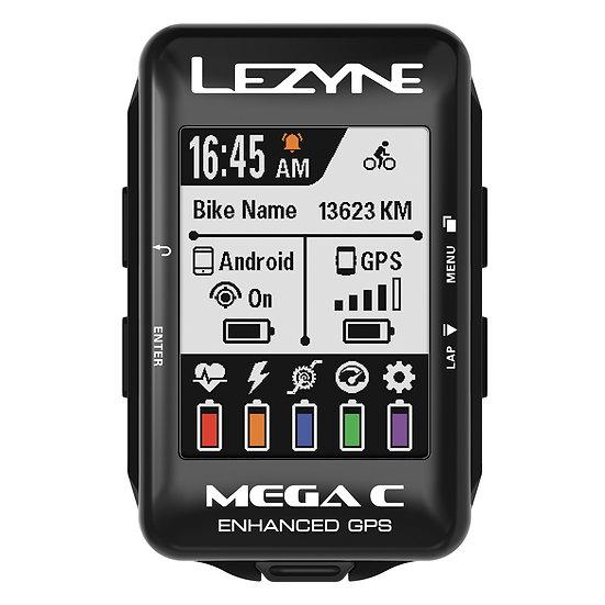 LEZYNE GPS Mega Colour BLE ANT+