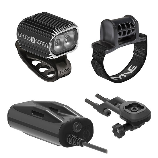 LEZYNE LED Light FRT Multidrive 1000 PWR PCK