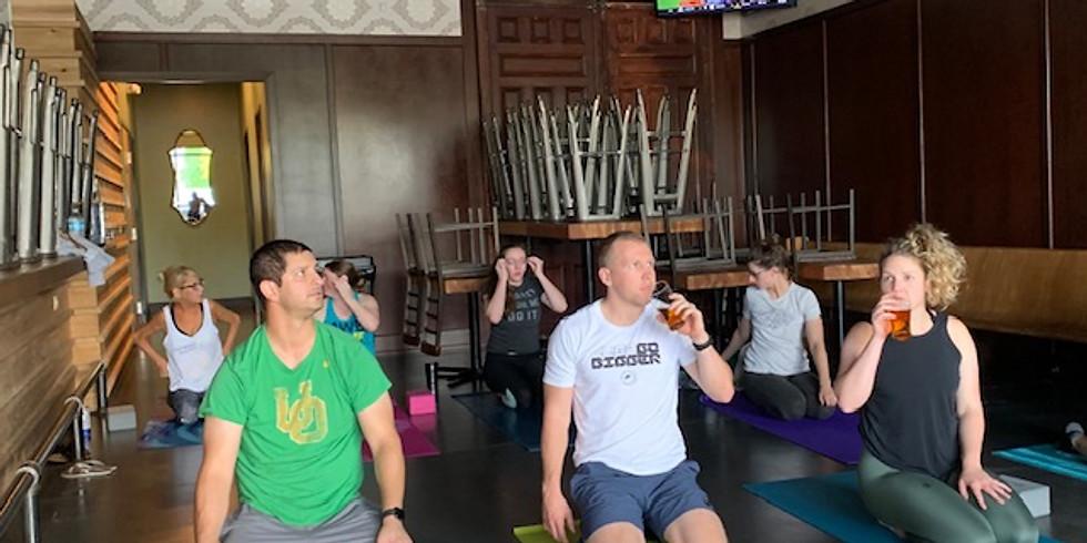 Yoga in the Wild 10/12