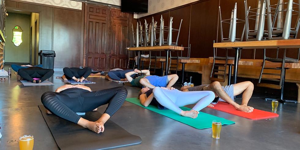 Yoga in the Wild 11/16