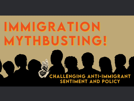 Immigration Mythbusting: Myth #2