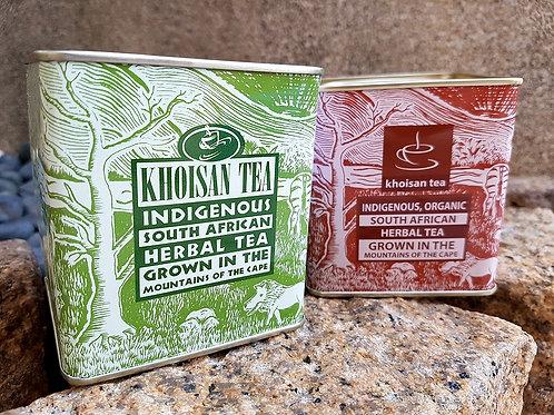 Khoisan Tea set 南非國寶茶禮罐套裝