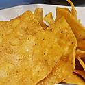 Handmade corn chips