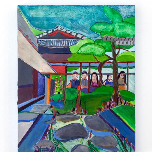 Tea House In Hirado