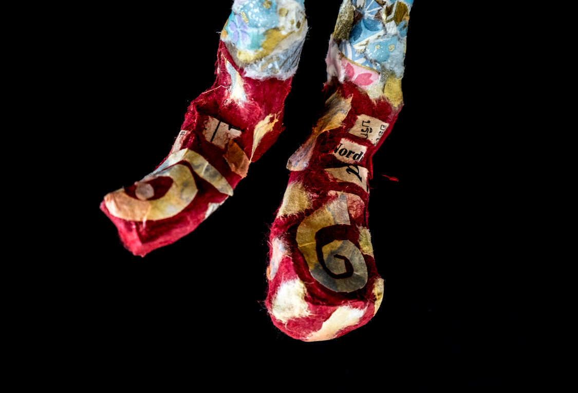 The Court Jester's Shoes