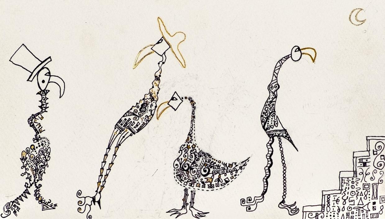 Bird Reunion
