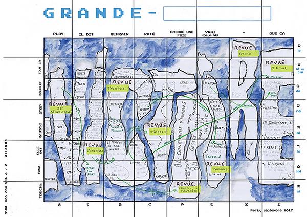 The Map septembre 2017