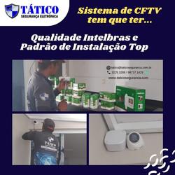 CFTV Câmeras Intelbras
