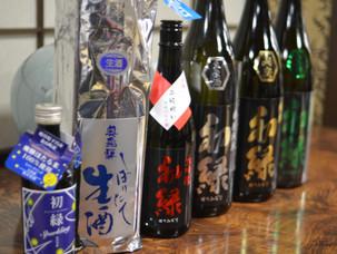 第11回 蔵元を囲む会  岐阜県 奥飛騨酒造