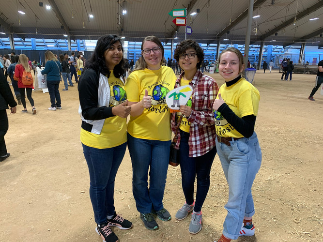 Brazos County WorldFest