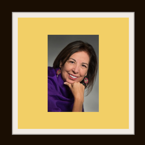 Author Norma Elia Cantú