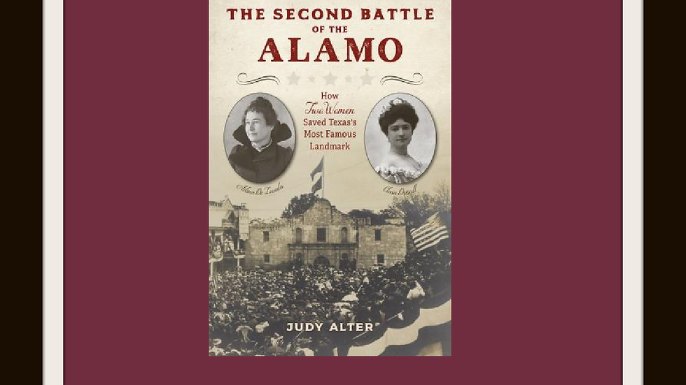 The Second Battle of the Alamo