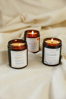 Sunlight Soy Wax Candle Trio Gift Set