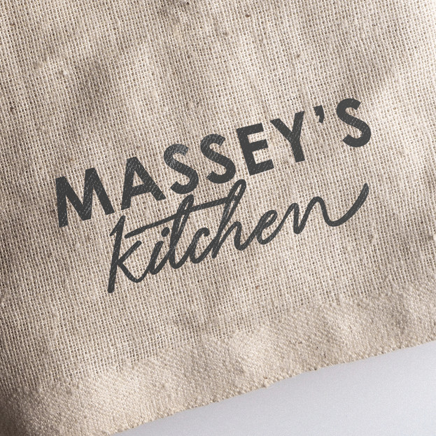 Massey's Kitchen Branding