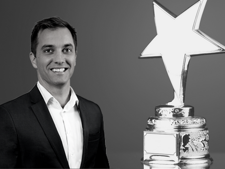 Halfords IP (HIP) congratulates Dan Berger on being named an IP Star!
