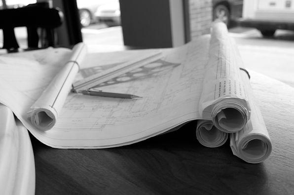 Kitchen Blueprints