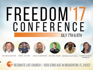 Freedom Conference 2017