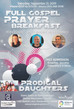 Full Gospel Prayer Breakfast Sept 21st