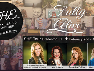 SHE Women's Conference 2/7-2/4