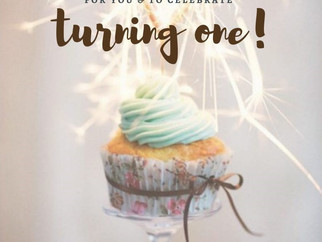 Prodigal Daughter is Turning 1 Celebration Dinner! April 1st @ Oasis Church