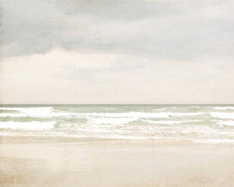 Beach & Coastal Art • On The Horizon