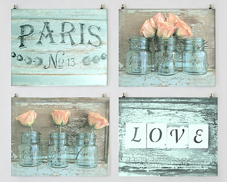 Shabby Paris Love Gallery