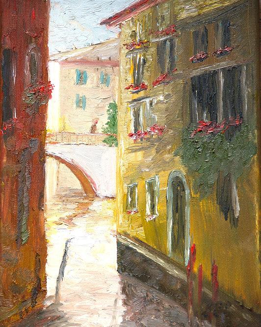 Venice Giclee Print