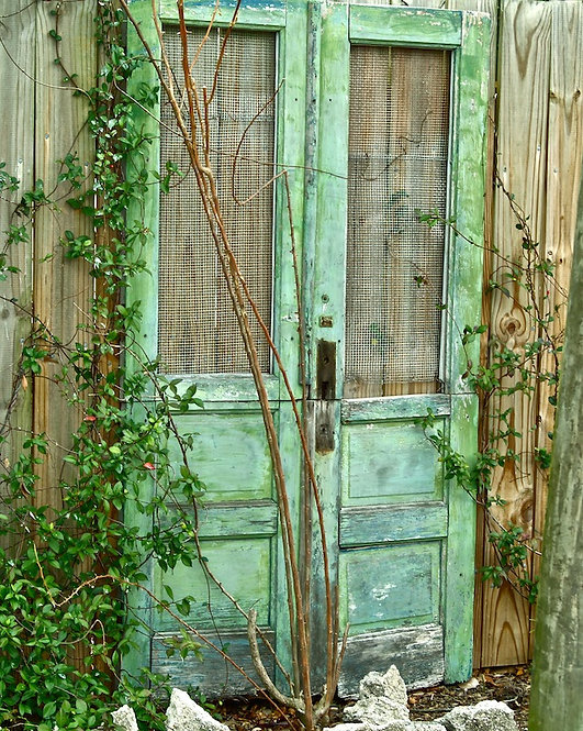 Architecture & Doors • Green Cottage Doors