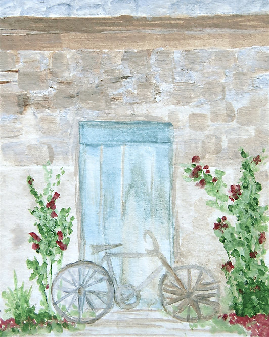 Bicycle Giclee Print