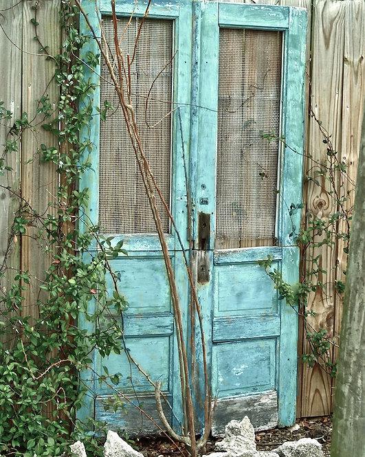 Architecture & Doors • My Blue Heaven