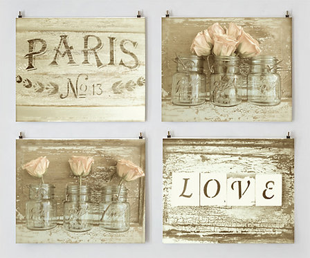 French Cottage Love Gallery