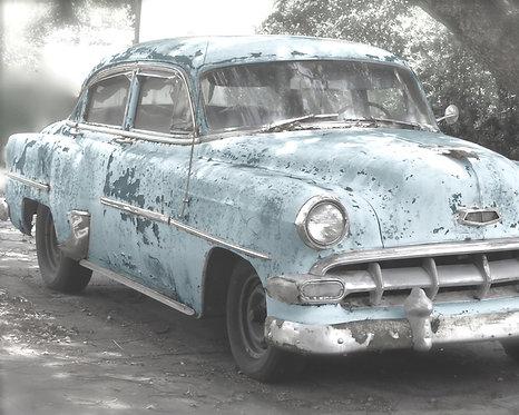 Guitars & Cars • Rusty Relic
