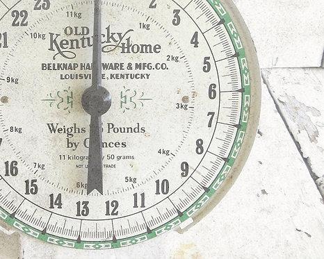 Farmhouse Kitchen Wall Decor • Old Kentucky