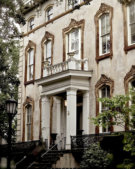 Architecture & Doors • Southern Elegance