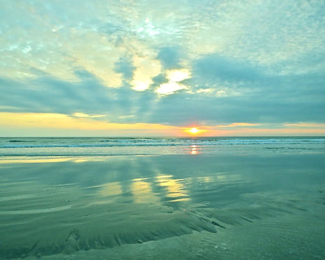 Beach & Coastal • Easter Sunrise