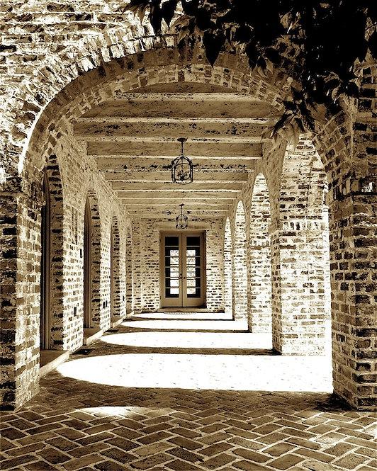 Architecture & Doors • Portico