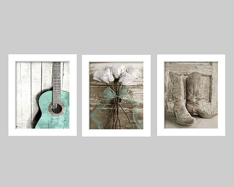 Country Romance Wall Art Gallery