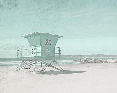 Beach & Coastal Wall Art • Tower One