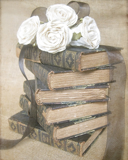Farmhouse Wall Decor • Shakespeare Stack