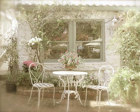Kitchen & Bath Wall Decor • English Tea Garden